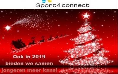 Kerst- en nieuwjaarsgroet