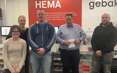 Workshop bij HEMA Delfzijl